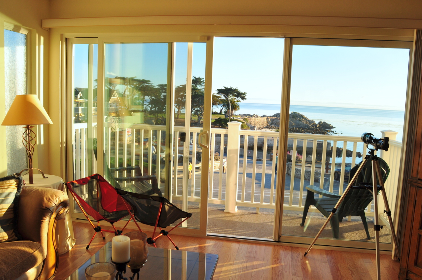 Vacation Home on the coast of Monterey, CA
