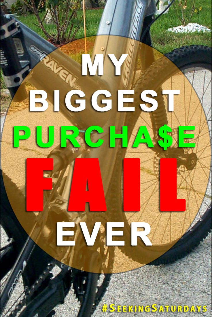 My Biggest Purchase Fail Ever - A Super Bicycle
