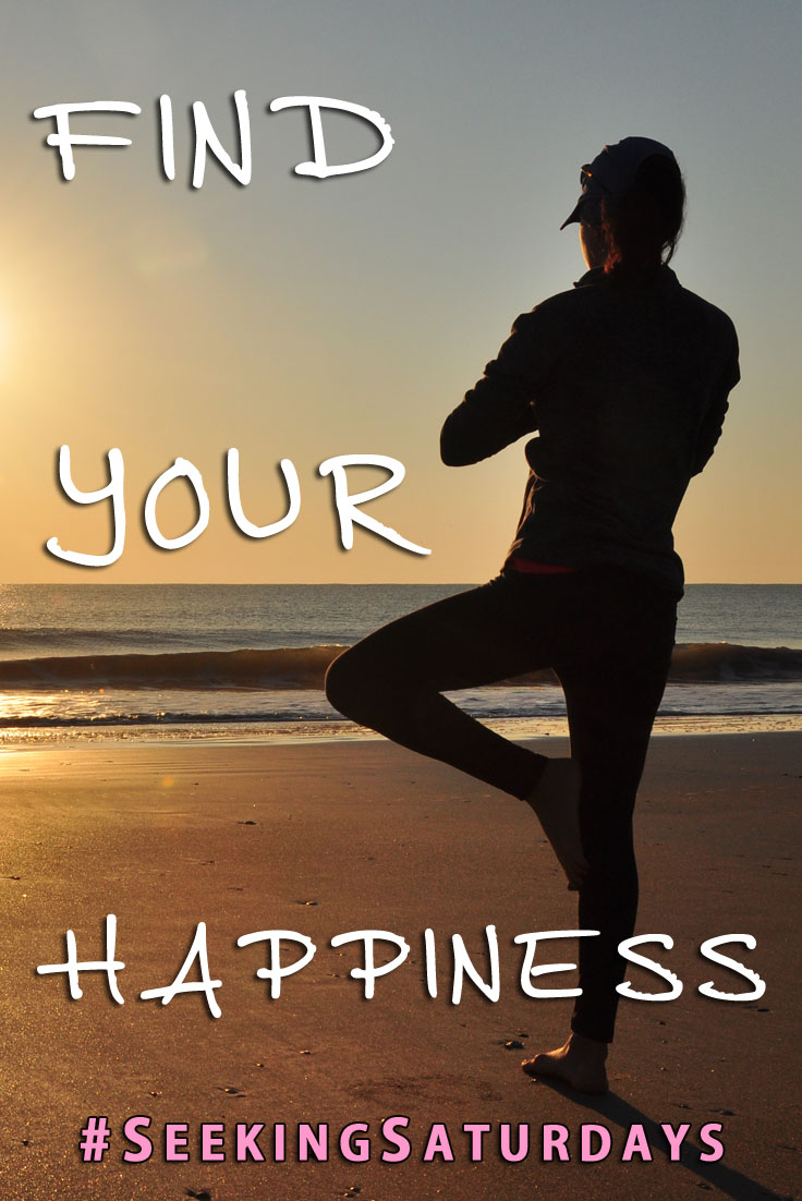 Finding Your Happiness - Yoga on the Beach